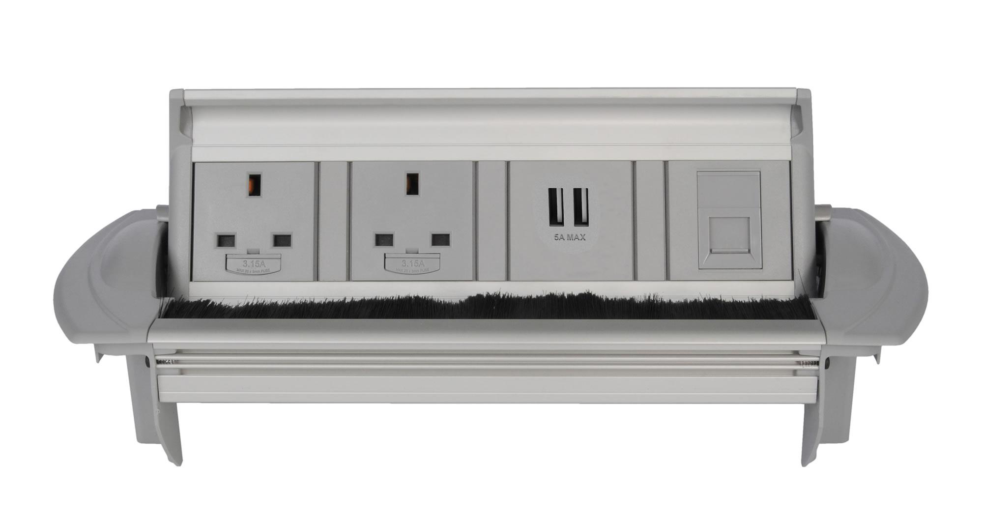 Affinity Power, USB Charging & Data