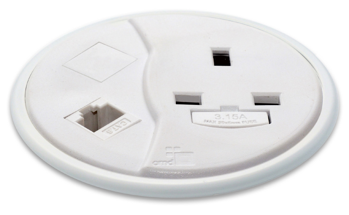 Porthole Power, USB Charging, Data & Media