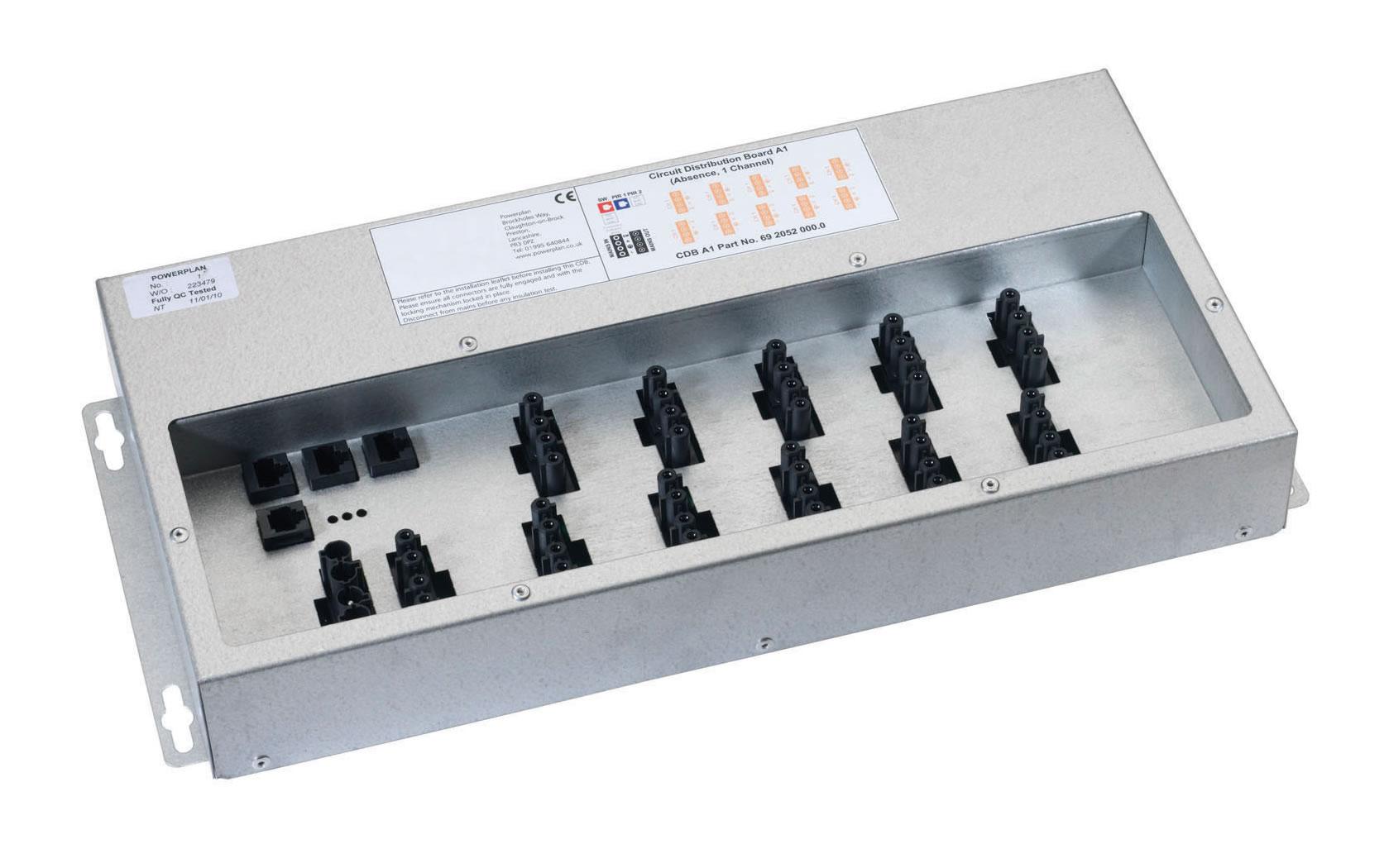 Rigel Circuit Distribution Box (CDB)