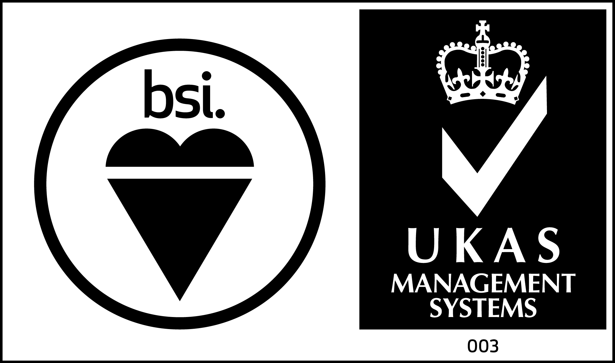 Bsi And Ukas Quality Management Systems Cmd Ltd