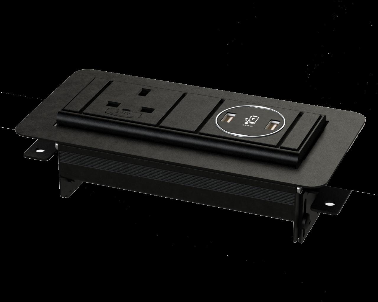 Black Surface module