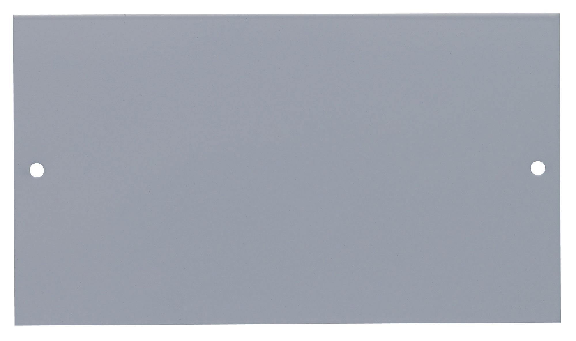 Blank Plate