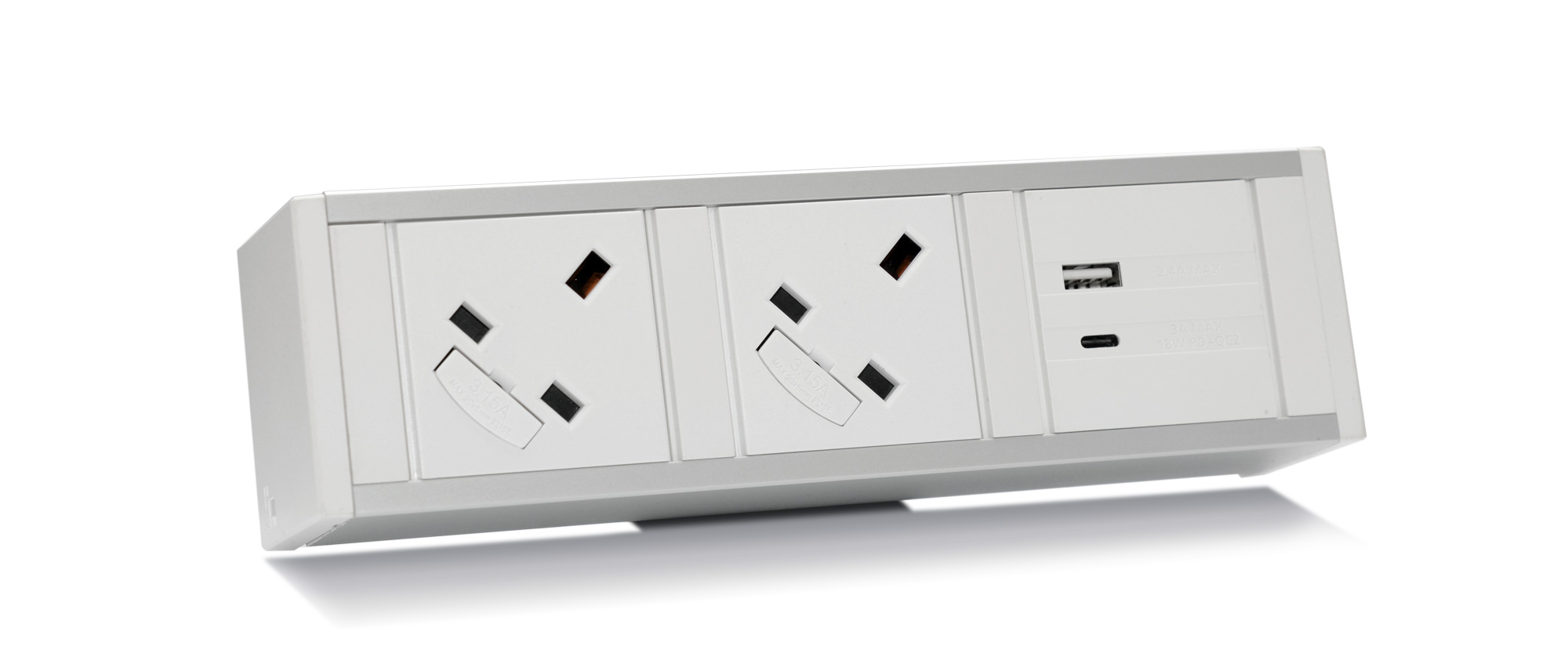 Linear Power, USB Charging, Data & Media