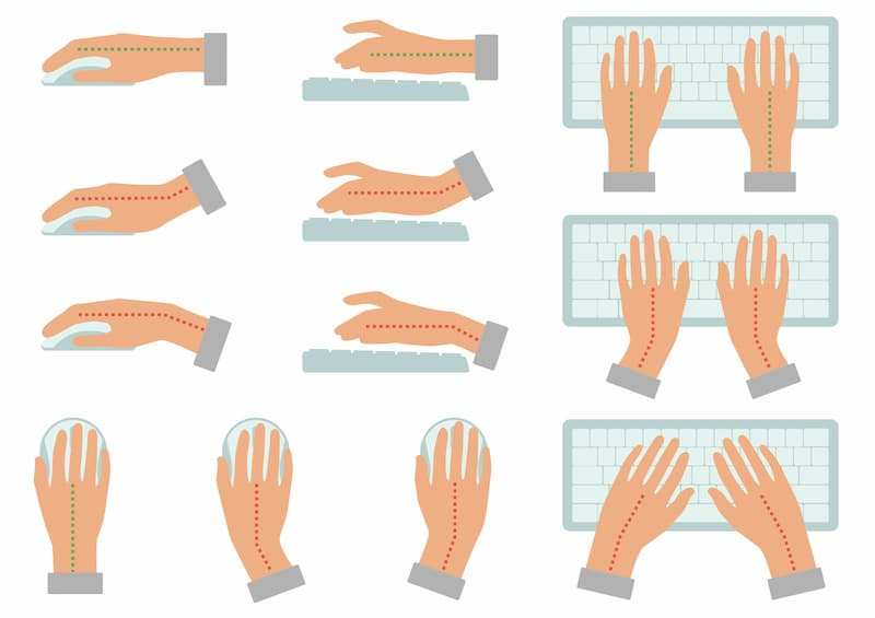 hand position examples